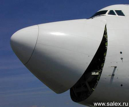 улыбающийся самолет