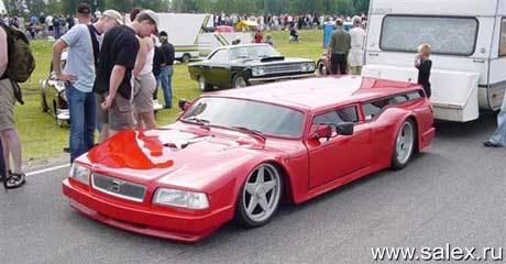 очень низкая Volvo
