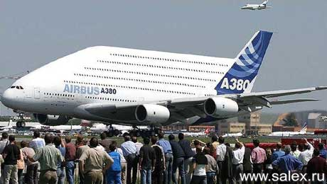 супер-большой самолет